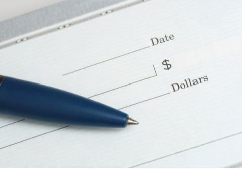 Cost of Paper Checks in the Meeting and Event Industry